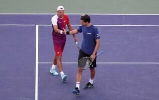 Marcelo Melo e Lukasz Kubot são vice-campeões do Masters 1000 de Indian Wells