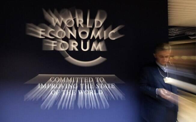 Este ano, o tema do Fórum Econômico Mundial será a Quarta Revolução Industrial