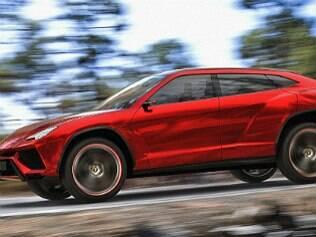 Lamborghini fará SUV de luxo em 2018