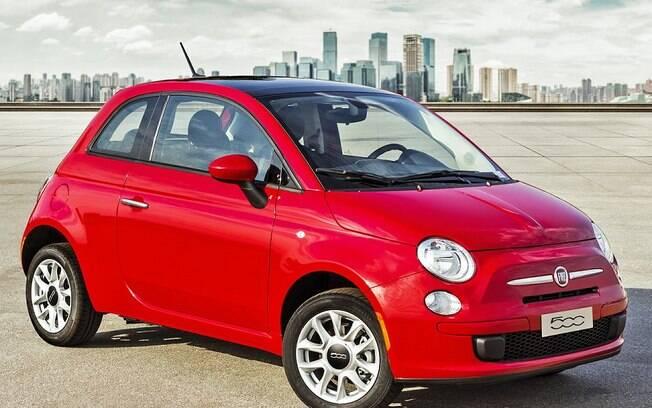 Fiat 500: o compacto está na corda-bamba na linha da marca italiana