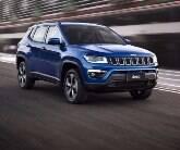 Jeep Compass tem tudo para revolucionar entre os SUVs médios