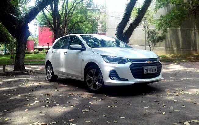 Chevrolet Onix Premier:  aspecto mais sofisticado que o da geração anterior entre os principais destaques