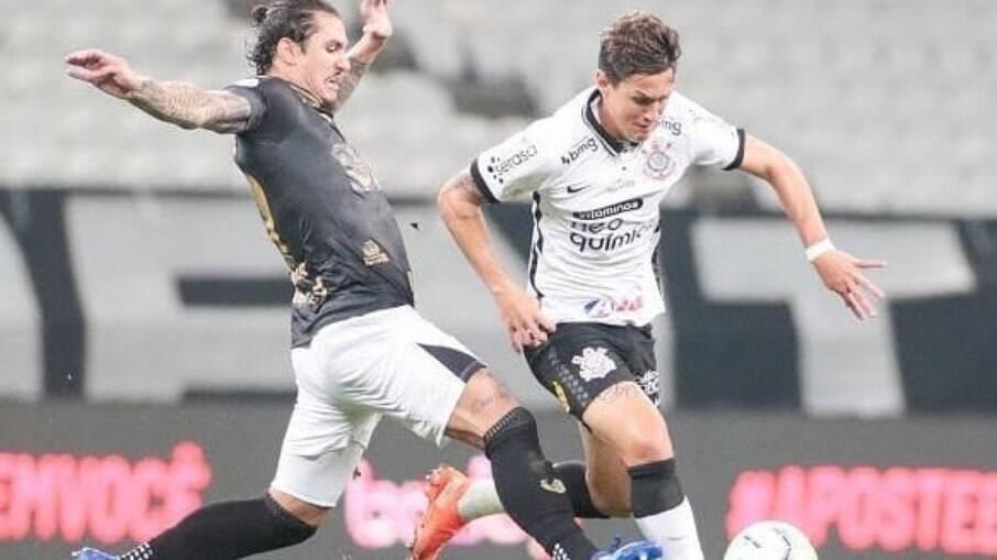 Mateus Vital perdeu espaço na equipe do Parque São Jorge
