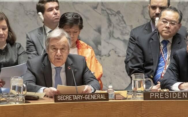 Conselho de Segurança da ONU decide, por oito votos a três, rejeitar pedido de condenação aos ataques dos EUA à Síria
