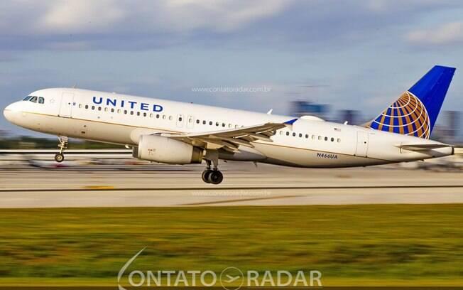 United Airlines anuncia oito novas rotas