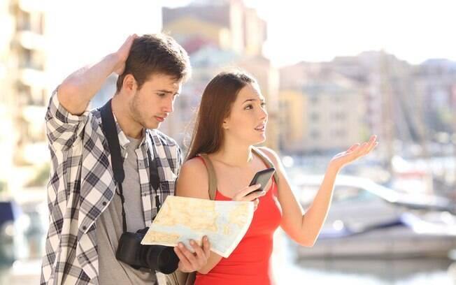 Mesmo sendo algo esperado, viajar ainda tem um lado negativo