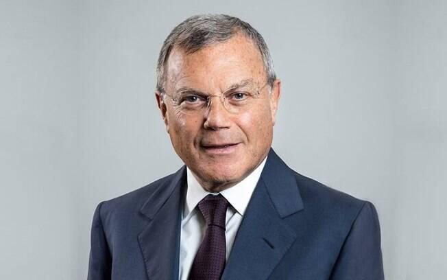 Sir Martin Sorrell, CEO da WPP