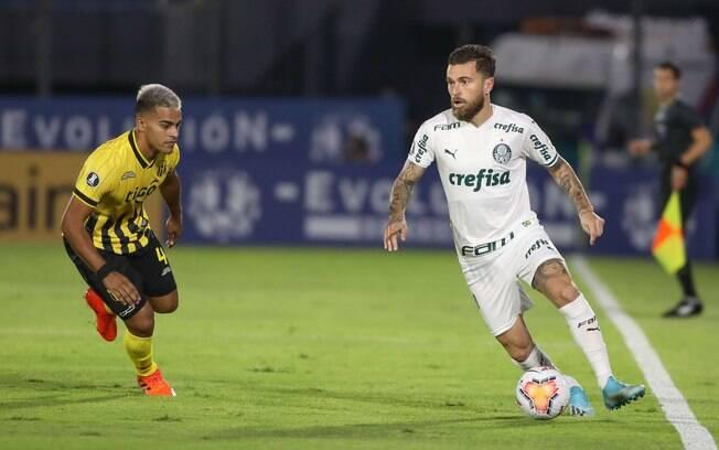 Guaraní-PAR x Palmeiras