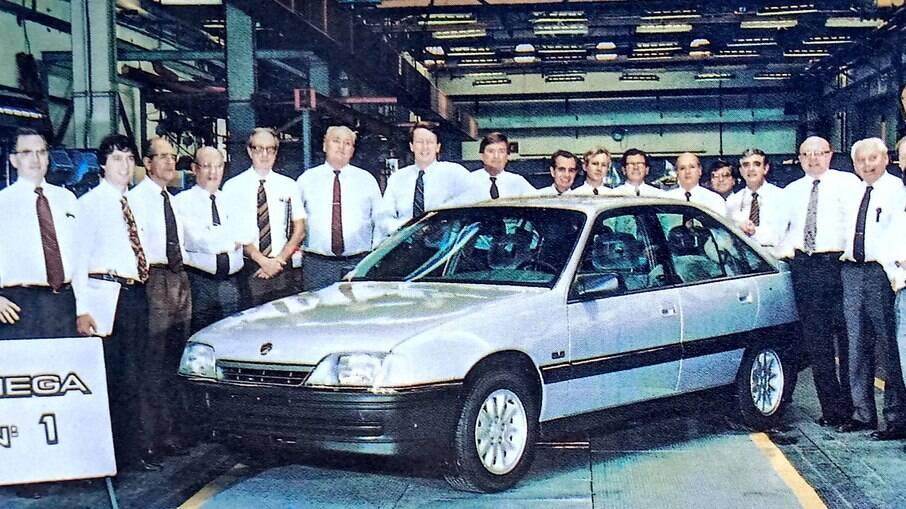 Em 1992, o Omega entraria para ocupar o lugar do Opala, porém não conseguiu obter o mesmo sucesso