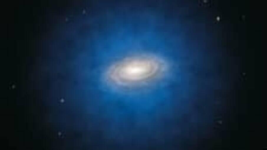 Buracos negros irão engolir aglomerado de estrelas