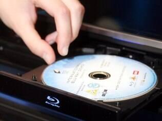 Discos Blu-ray podem guardar mais de 120 GB de dados