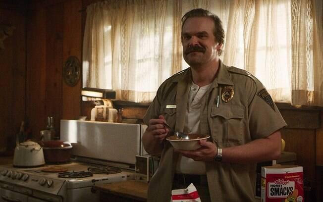 Hopper (David Harbour)