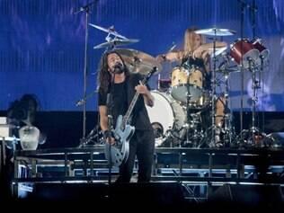 Dave Grohl animou o público de Belo Horizonte em show com 23 músicas