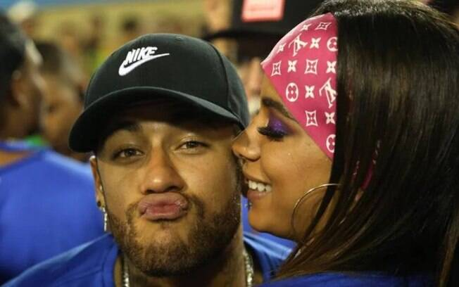 Neymar e Anitta