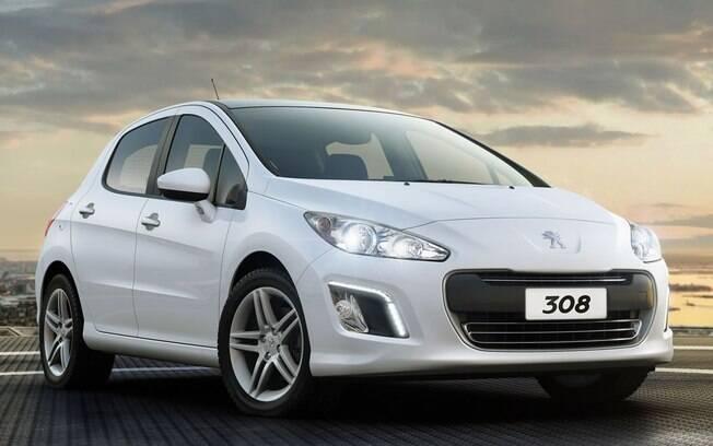 Peugeot 308 2.0 Allure 2013