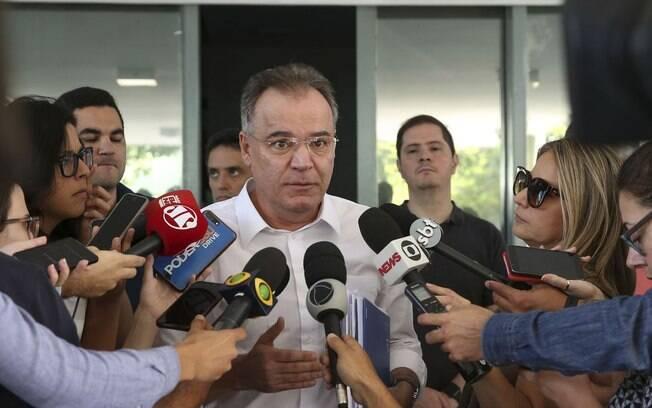 Samuel Moreira, relator da reforma da Previdência, adiou apresentação do parecer para esta quinta-feira