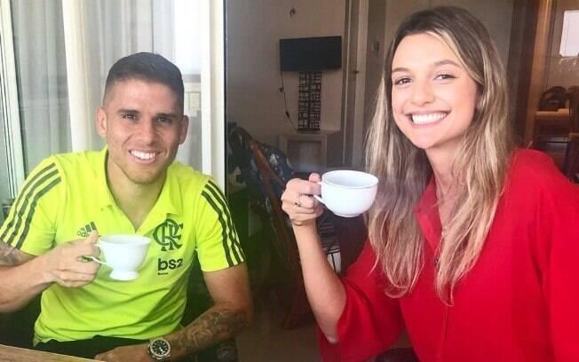 A repórter Ana Helena Goebel foi afastada pela Globo por