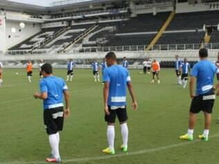 Técnico contará com os retornos de Neto, Mena e do atacante Thiago Ribeiro