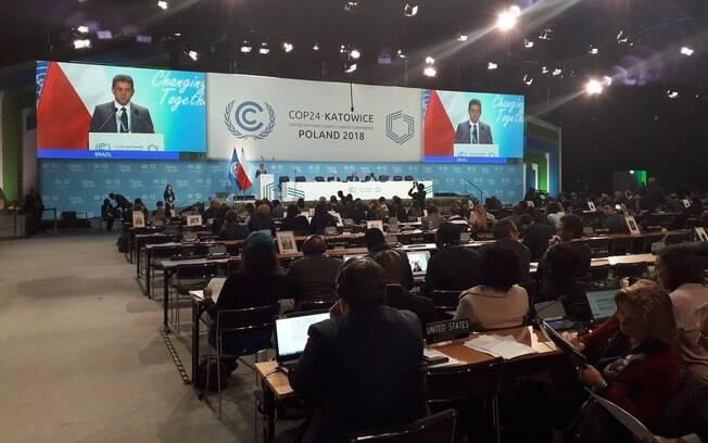 Avanços das negociações da COP24 sobre o Acordo de Paris foram reconhecidos pelas entidades ambientalistas
