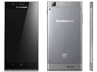 Novo smartphone da Lenovo roda sistema Android e usa novo processador da Intel
