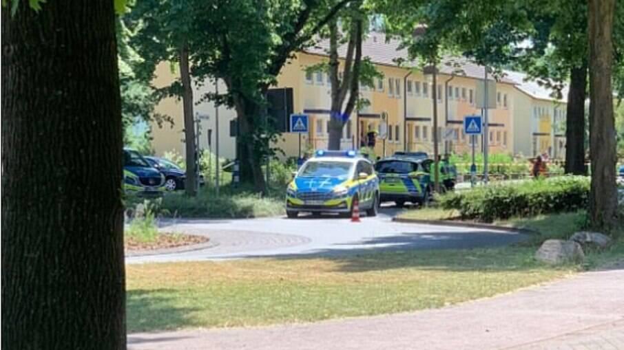 Um homem e uma mulher morreram vítimas de um tiroteio nesta quinta (18), na Alemanha