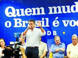 Território. Aécio terá maior volume de campanha no Nordeste, reduto tradicional de eleitores petistas