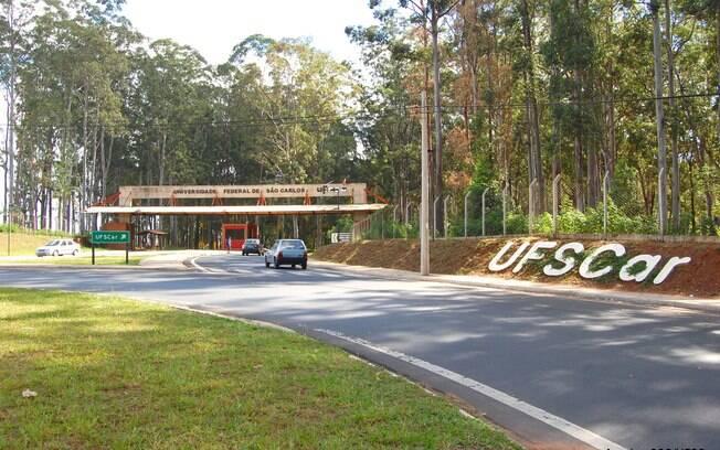 Universidade Federal de São Carlos, São Carlos (SP). Foto: Divulgação