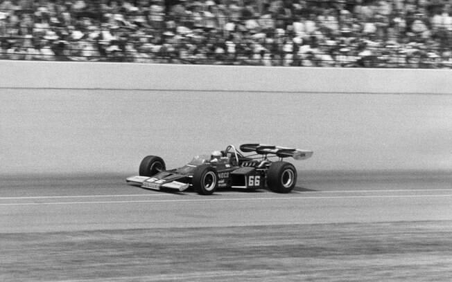 Mark Donohue dirigiu o McLaren 66 no primeiro título da equipe na Indy 500. Fernando Alonso irá repetir a numeração
