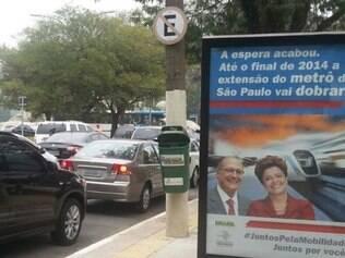 Greenpeace pode ser alvo de inquérito policial por juntar Dilma e Alckmin em cartaz