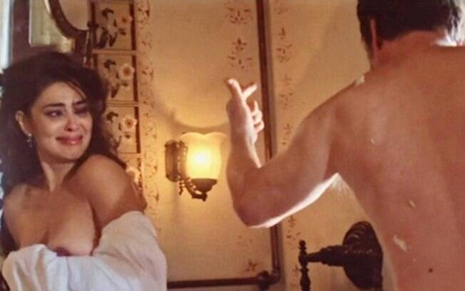 Juliana Paes em ''Dois Irmãos''