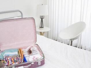 Faça sua mala tendo em vista seu destino
