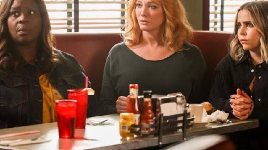 A série das três amigas está na quarta temporada
