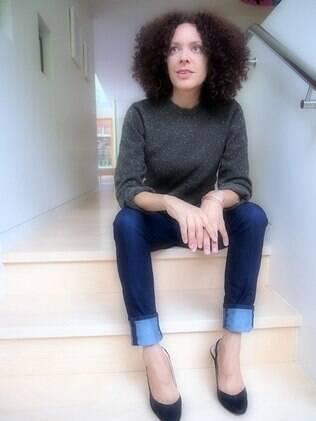A escritora Tracy McMillan