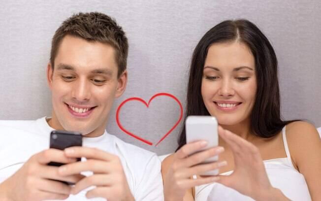 Do total, 16% afirmaram que enviaram mensagens eróticas