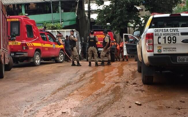 bombeiros em minas gerais