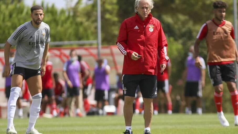 Jorge Jesus nega possibilidade de sair do Benfica