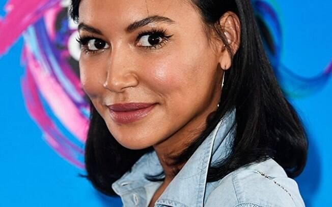 A atriz interpretou Santana Lopez em Glee