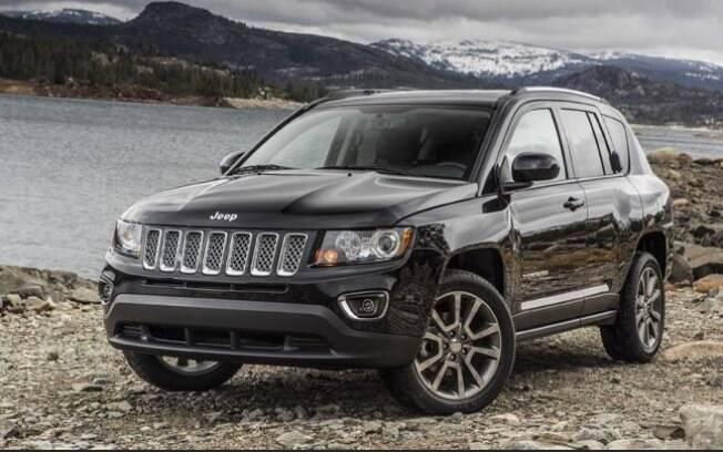Novo Jeep nacional vai substituir o Compass para brigar com Hyundai ix35 e Honda CR-V