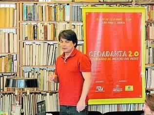 Made in Nordeste. Raoni Kulesza debateu sobre as ações desenvolvidas pelo LAVID, de João Pessoa