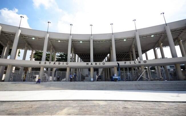 Estádio Jornalista Mário Filho%2C o Maracanã
