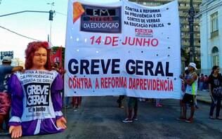 Bancários de São Paulo vão aderir à greve geral desta sexta