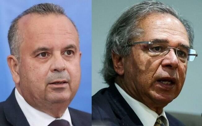 Ministro do Desenvolvimento Regional teria criticado colega da Economia em encontro com investidores