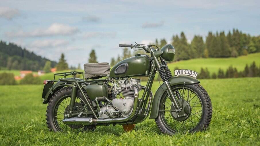 Triumph TR6 do filme