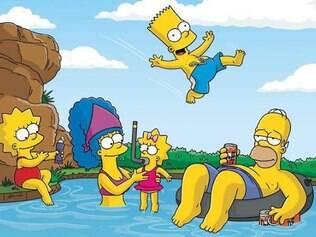 Imagine como seria se 'os Simpsons' fossem brasileiros?!