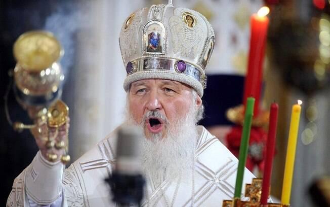 Patriarca da Igreja Ortodoxa Russa alerta aos usuários de smartphones que se atentem à vinda do Anticristo