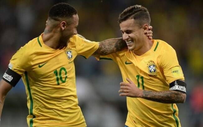 Neymar e Coutinho podem voltar ao Barcelona