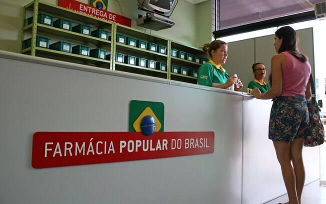 Farmácia Popular foi criado em 2014 e, segundo o Ministério da Saúde, já atendeu mais de 39 milhões de pessoas