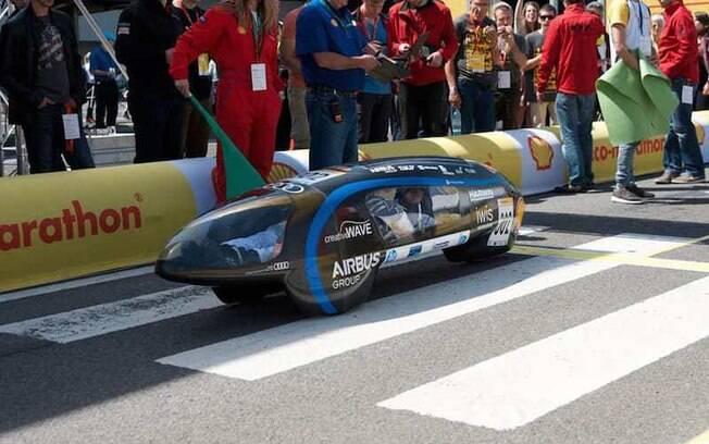 O elétrico TUfast eLi14 marcou o equivalente a 11.000 km por litro de combustível, o que lhe rendeu o recorde do Guinness como carro mais econômico do mundo.