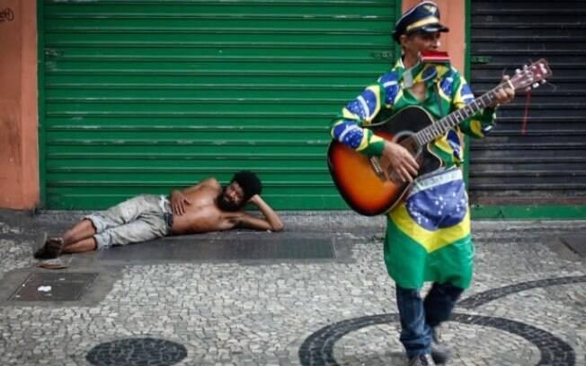 Nível de desigualdade social no Brasil estava em queda desde 2002