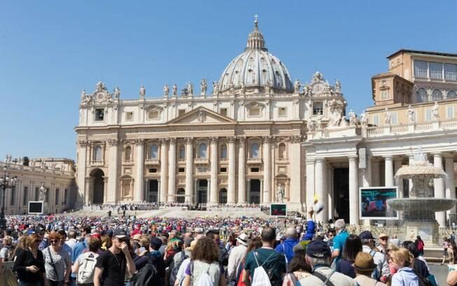 Lar do papa, o Vaticano é uma das principais cidades da religião católica